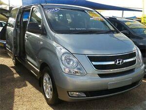2014 Hyundai iMAX TQ-W MY15 Grey 4 Speed Automatic Wagon Minchinbury Blacktown Area Preview