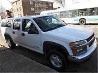 2004 Chevrolet Colorado 1SB LS Z85  4X4  CREW CAB