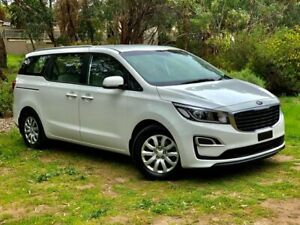 2018 Kia Carnival YP MY19 S White 8 Speed Sports Automatic Wagon Reynella Morphett Vale Area Preview