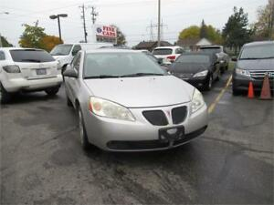 2007 Pontiac G6 SEV6, power group!