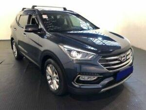 2017 Hyundai Santa Fe DM3 MY17 ELITE Blue Sports Automatic Wagon Belmore Canterbury Area Preview