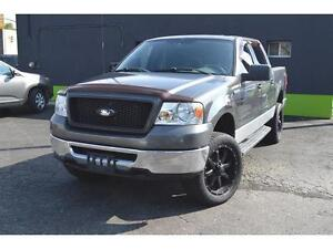 2006 FORD F-150 XLT SUPERCREW 4WD with DVD