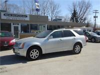 2006 Cadillac SRX,ALL WHEEL DRIVE!! LEATHER LOADED!!