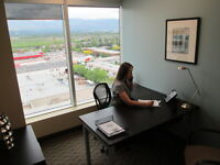 Step Into Spring With A Brand New Office In Kelowna!