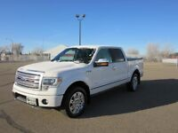 2014 Ford F150 C/C 10min south of Red Deer PLATINUM