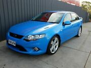 2008 Ford Falcon FG XR6 Blue 5 Speed Sports Automatic Sedan Blair Athol Port Adelaide Area Preview