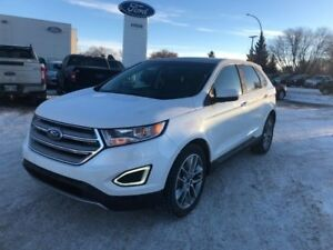 2015 Ford Edge Titanium ONE OWNER