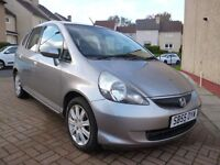 2005 55 Honda Jazz 1.4 SE 5dr Hatchback Full Years MOT