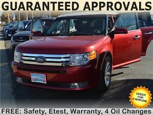 2009 Ford Flex SEL SUV with DVD - - - 7 PASSENGER