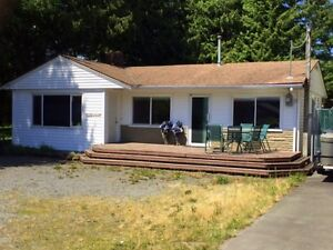 A few steps to the Lake & Beach! 2 Bed House with C Zoning