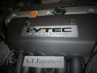JDM A.J Engines are Low Km's, Low Prices, Excellent Conditions.