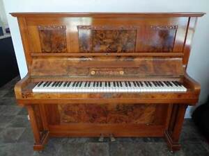 H. Kriebel Walnut Piano Clare Clare Area Preview