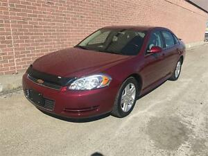 2010 Chevrolet Impala LT, LEATHER, ROOF, LOW KMS