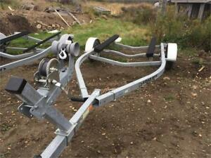 Boat Trailer Load-Rite 19ft 2450lbs Brakes! Galvanized!