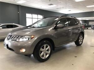 2010 Nissan Murano SL*BACK-UP CAMERA*ONE OWNER*LOW KM*