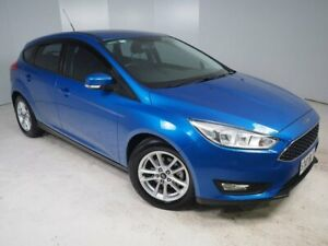 2016 Ford Focus LZ Trend Blue 6 Speed Automatic Hatchback Mount Gambier Grant Area Preview