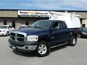 2008 Dodge Ram 1500 QUAD CAB 4X4 TRX **INCLUDES COMMERCIAL CAP**