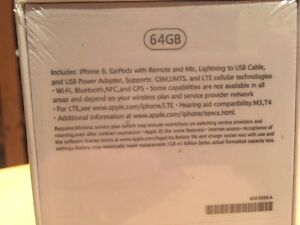 New Iphone 6 (64GB) Gold