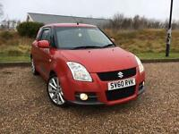 Suzuki Swift 1.6 VVT Sport 2010 60 *LOW MILES, CLEAN CAR, HIGH SPEC*