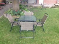 last call.. Patio set for $10 must pick up today