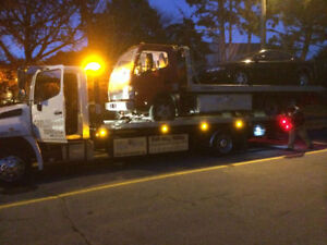 FLATBED TOWING AND SCRAP VEHICLE REMOVEL