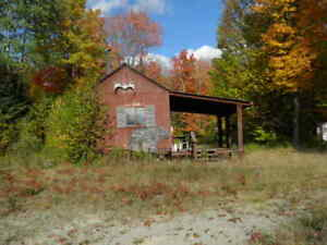 Vacant land in unorganized twp, 796 acres