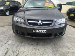 2009 Holden Commodore VE MY09.5 International Grey 4 Speed Automatic Sedan Croydon Burwood Area Preview