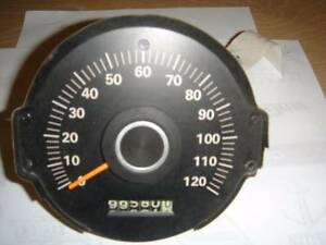 Ford XT Reconditioned Speedometer Cavan Salisbury Area Preview