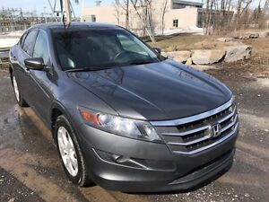 2011 Honda Accord Crosstour EX-L Full Equipee Cuir Toit Air Mags