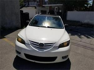 TRS BELLE MAZDA 3 2006 AUTOMATIQUE PROPRE FULL EQUIPPED