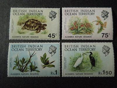 British Indian Ocean Territory  Sco   39 42 4   Aldabra Nature Mnh