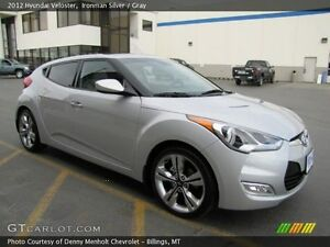 2012 Hyundai Veloster loaded Hatchback