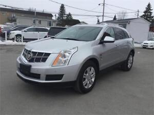 2010 Cadillac SRX LUXURY COLLECTION AWD 3.0L V6 TOIT PANO CUIR