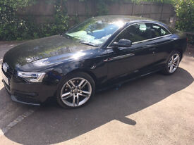 AUDI A5 1.8 TFSI COUPE, IMMACULATE INSIDE AND OUT!