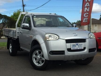 2010 Great Wall V240 Silver Manual Cab Chassis