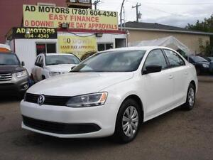 2013 Volkswagen Jetta AUTO LOADED 74K-100% APPROVED FINANC