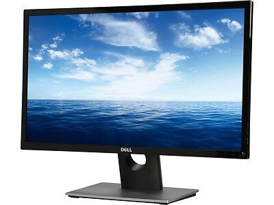 "شاشة ليد جديد Dell SE2416H Black 23.8"" 6ms HDMI Widescreen LED Backlight LCD Monitor IPS"