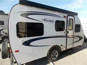 2017 PROLITE EVASION 16' TRAVEL TRAILER