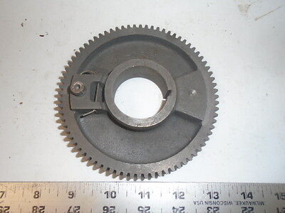 Machinist Tools Lathe Mill South Bend Head Stock Bull Gear 1 58 Center