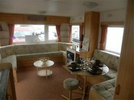 CHEAP STATIC CARAVAN FOR SALE ON A SEAFRONT PARK NR SUNDERLAND, COUNTY DURHAM, HARTLEPOOL, NEWCASTLE