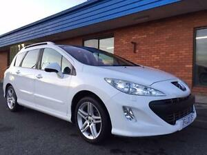 2011 Peugeot 308 Wagon 1.6L turbo Automatic Prospect Vale Meander Valley Preview
