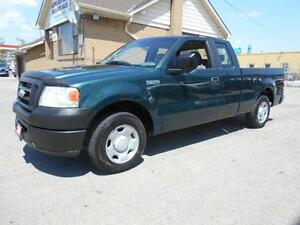 2007 FORD F-150 XL 4.6L V8 Extended Cab Certified & E-Tested