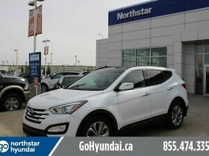 2014 Hyundai Santa Fe Sport Limited, Nav, DVD Headrests