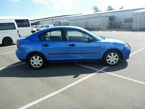 2005 Mazda 3 BK10F1 Neo Blue 5 Speed Manual Sedan Vincent Townsville City Preview