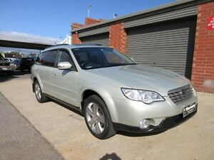 2006 Subaru Outback MY06 2.5I Premium Champagne 5 Speed Manual Wagon Holden Hill Tea Tree Gully Area Preview