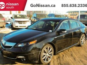 2014 Acura TL A-Spec: SUNROOF, AWD, LEATHER!!