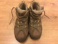 Ladies Salomon Hiking Boots - Size UK 5 (EU 38)