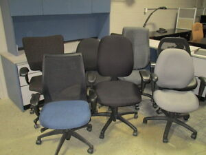 OFFICE CHAIRS LARGE INVENTORY-NEW AND USED Peterborough Peterborough Area image 9