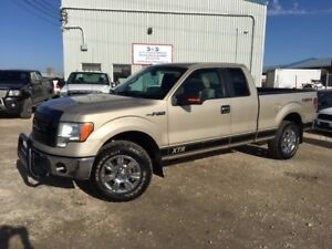 2009 Ford F-150 XTR-4X4-BULL BAR-ALLOYS-LOADED