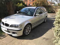 BMW 3 Series 2.0 320d Sport Touring 5dr, 2 OWNERS FROM NEW, FULLY SERVICED LAST WEEK